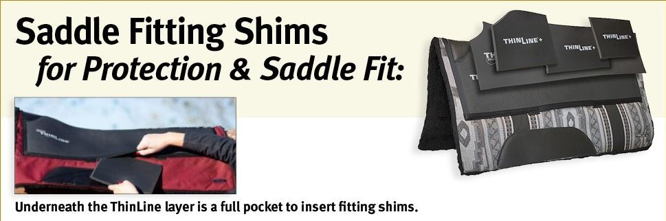 Saddle Fitting Shims