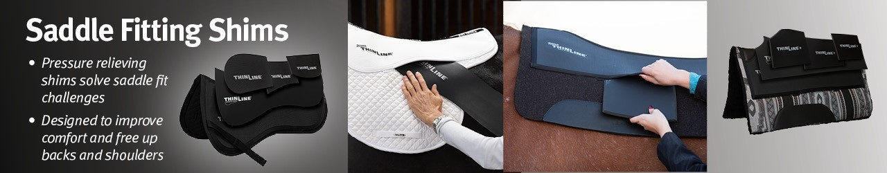 Endurance Drop Rigging Saddle Pad