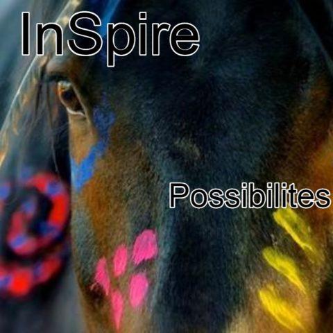 Inspire possibilities square