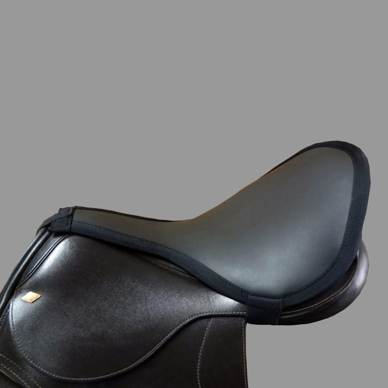 8897, 8898, 8899 - English Seat Saver on a Saddle
