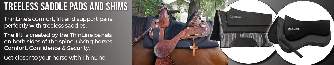 Cotton Working Equitation & Endurance Pad